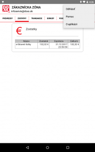 esl odhlasenie polozka menu u2 188x300 - Odhlásenie