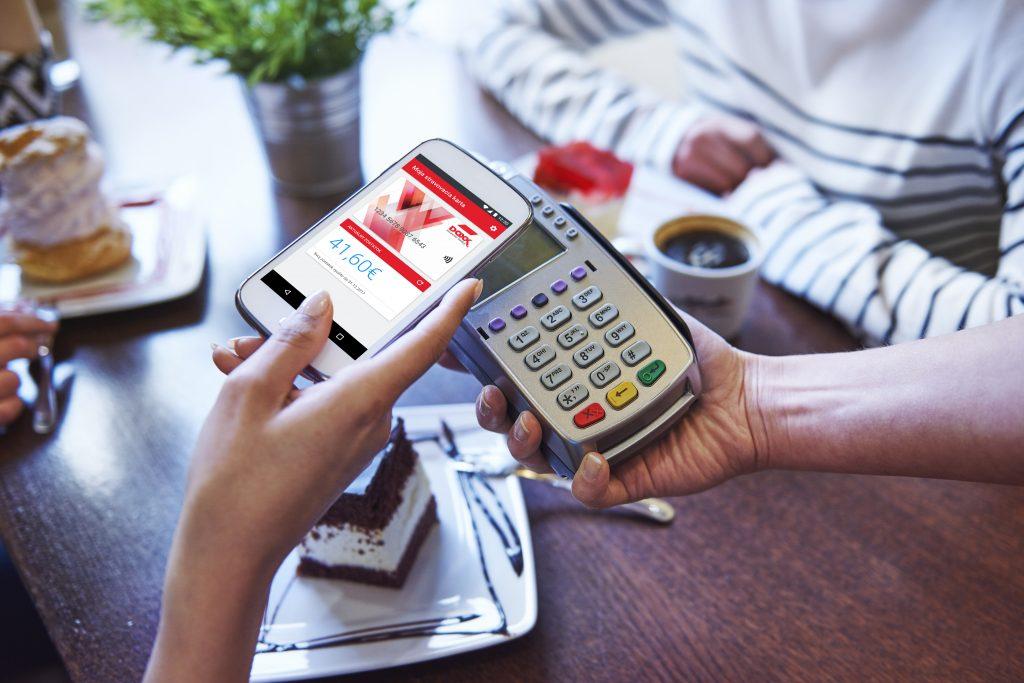 DOXX Stravovacia karta v mobile 1024x683 - Prvá Stravovacia karta v mobile