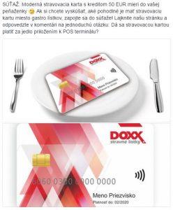 DOXX_Stravovacia karta_sutaz