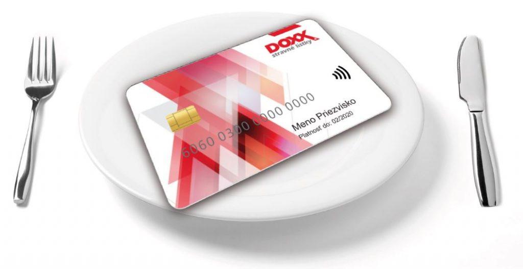 Stravovacia karta DOXX platí v Kauflande