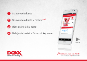 doxx HN Karta v mobile2 300x212 - Novinky v stravných lístkoch