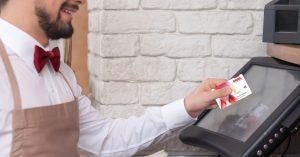 Doxx stravne listky platba stravovacia karta 300x157 - Prevádzky, nezabudnite na preplatenie e-Stravných lístkov.