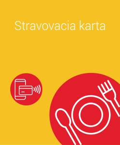 lektronické stravné lístky na stravovacej karte | DOXX - Stravné lístky