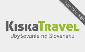 Rekreačné poukazy DOXX platia na Kiska Travel