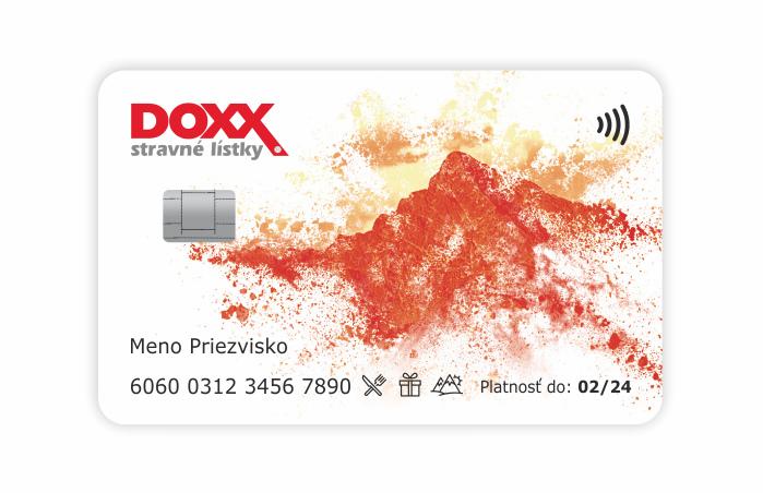 DOXX karta 2019 24 - Rekreačné poukazy 2019 platia už len 3 mesiace