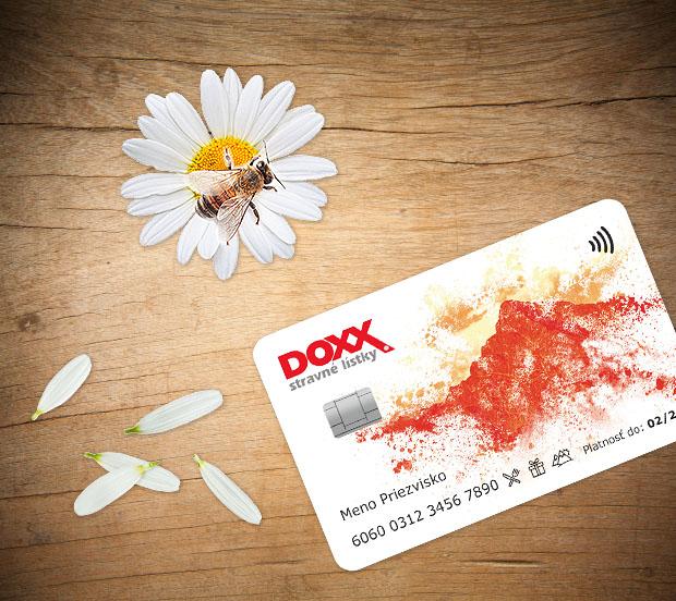 DOXX multifunkcna karta1 - Úvodná stránka
