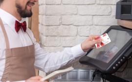 Elektronicke stravne listky DOXX na karte - Stravné lístky
