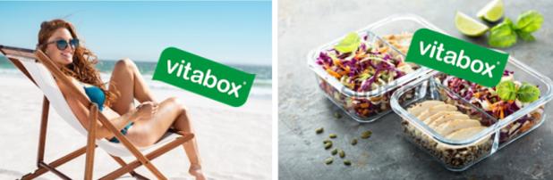 DOXX Stravne listky sutaz s Vitaboxom - Vyhrajte obedy na týždeň!