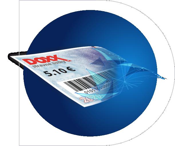 Elektronicke stravne listky DOXX digitalizujte bez poplatkov - Domovská stránka