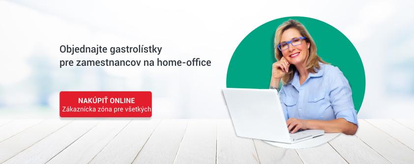 Narok na stravne aj cez homeoffice DOXX objednajte - Nárok na stravné aj cez home-office