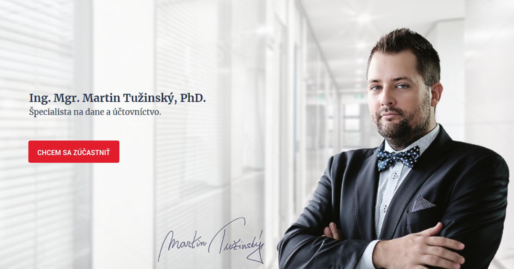 webinar martin tuzinsky doxx novela - Pozvánka na bezplatné online školenie