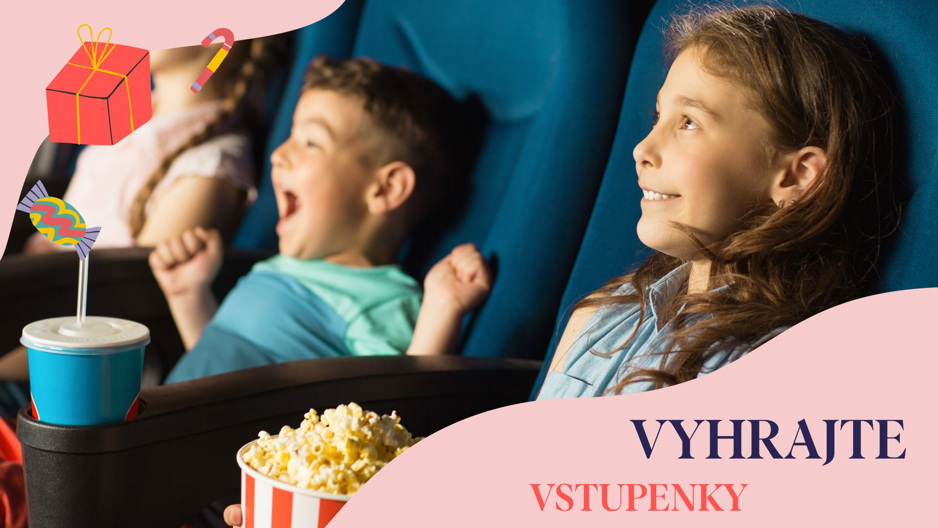 fb vstupenky cinemax - Súťaže